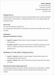 resume template administrative manager job profiles psu wrestling exle of college resume elegant academic resume resume