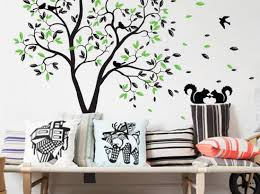 nursery wall decals tree u2014 modern home interiors nursery decals