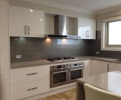 ideas for kitchen splashbacks best 25 coloured glass splashbacks ideas on kitchen