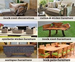 Used Teak Outdoor Furniture by Modern Style Used Teak Patio Furniture With Used Teak Patio