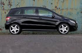 mercedes benz b class hatchback review 2005 2011 parkers