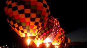 Galballoonfiesta2012 Morning Glow At Abq Balloon Fiesta 2012 Youtube