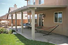 Do It Yourself Patio Cover by Orange County Solid Patio Cover Wood Vs Aluminum Patio Covers