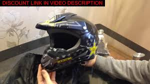 rockstar motocross helmets 2017 aliexpress rockstar motocross helmet wlt 125 unboxing youtube