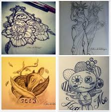 dessin de tattoo