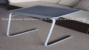 beautiful small portable folding table with pink plastic patio