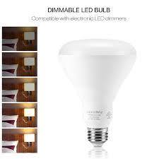 Flood Light Led Bulb by Br30 Led Bulbs 9w 5000k 750lm Dimmable Flood Light Bulb 65w
