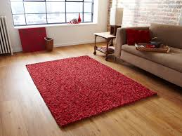 pebbles effect hand knotted large floor mat 100 wool soft heavy
