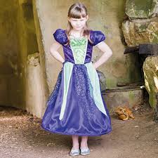 blue witch costume princess witch reversible fancy dress costume by travis designs