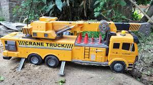 crane truck excavator for children trucks for children car