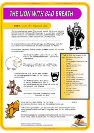 all worksheets aesops fables worksheets free printable