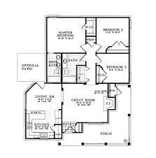 Large Farmhouse Floor Plans 264 Best House Plans Images On Pinterest Country House Plans