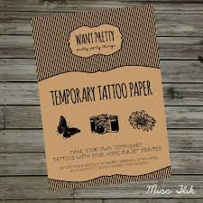 make your own temporary tattoos tattoo collections