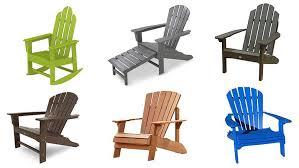 Adirondack Chairs Resin Top 10 Best Plastic Adirondack Chairs