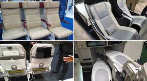 Aircraft Interiors Expo Americas Airlinetrends Most Interesting Seating Innovations From The 2014