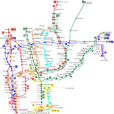 Metro Map New York by Subway Map Bronx My Blog