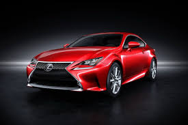lifted lexus sedan lexus reveals all new rc coupe coming to tokyo motor show