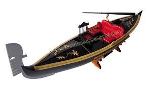 gondola model boat