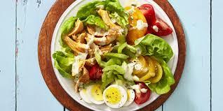 celery salad best buffalo chicken drumsticks with celery salad recipe delish com