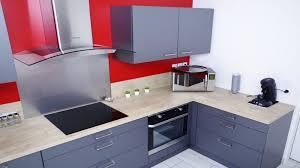 cuisine moderne pas cher réalisation d une cuisine moderne et design proche le havre