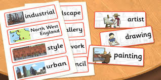 themed ls ls lowry word cards ls lowry lowry word cards topic cards