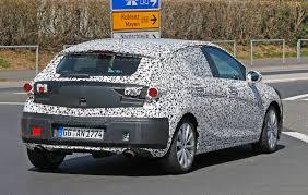 vauxhall astra to get bi turbo diesel warm hatch by car magazine