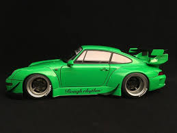 porsche 911 viper green autoart selection rs