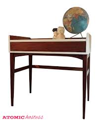american of martinsville desk american of martinsville mid century modern desk gets a little rehab