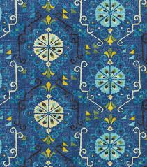home decor fabrics home decor print fabric waverly summer rain cove joann