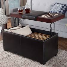 Coffee Table Ottoman Combo Excellent Coffee Table Ottoman Combo 77 Leather Ottoman Coffee