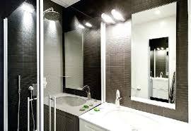 Acrylic Bathroom Mirror Modern Round Bathroom Mirror U2013 Vinofestdc Com