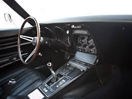 1968 corvette interior 1968 chevrolet corvette l88 427 coupe c3 supercar