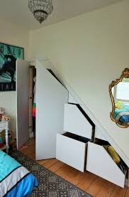 decoration spiral staircase with storage stairs for small spaces