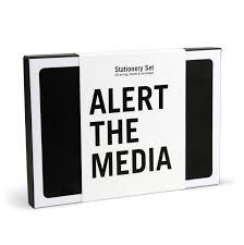 stationery set knock knock alert the media stationery set knockknockstuff
