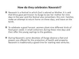 navaratri learning objective ppt