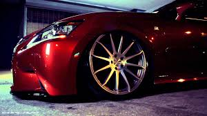 lexus sports car gs lexus gs f sport on concavo cw 12 cw 5 concave wheels rims night