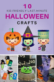10 last minute halloween crafts for kids home life abroad