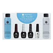 fingerpaints soak off gel polish starter kit