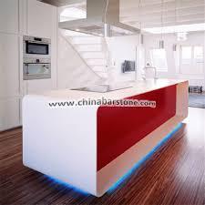 Led Reception Desk Modern Reception Desk Luxury Spa Front Counter Design With Led