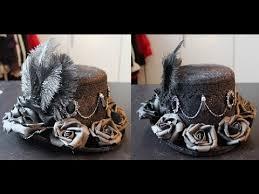 diy decorating a top hat for kodona ouji aristocrat