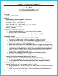 Resume Sample Vice President by Outstanding Counseling Resume Examples To Get Approved