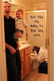 second child pregnancy announcement google search baby 2