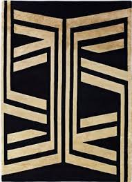Black And Gold Rug Modernrugs Com Full Stop Signature Rug Rug Pinterest Http