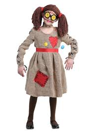 horror doll halloween costumes homecoming horror costume