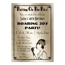 speakeasy invitations u0026 announcements zazzle