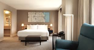 Two Bedroom Hotel Suites In Chicago Hilton Chicago Magnificent Mile Suites Hotel