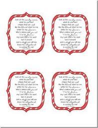christmas towel poem u2013 simple gift for giving www 247moms com