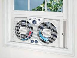 dual window fan reviews holmes twin window fan with comfort control thermostat review