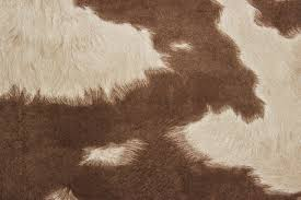 faux cowhide upholstery fabric
