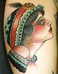 gypsy tattoo designs ideas u0026 meanings with photos tatring